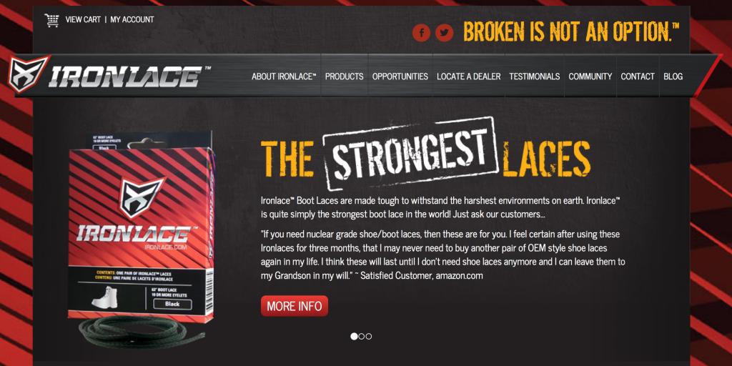 Ironlace-Website-Ecommerce