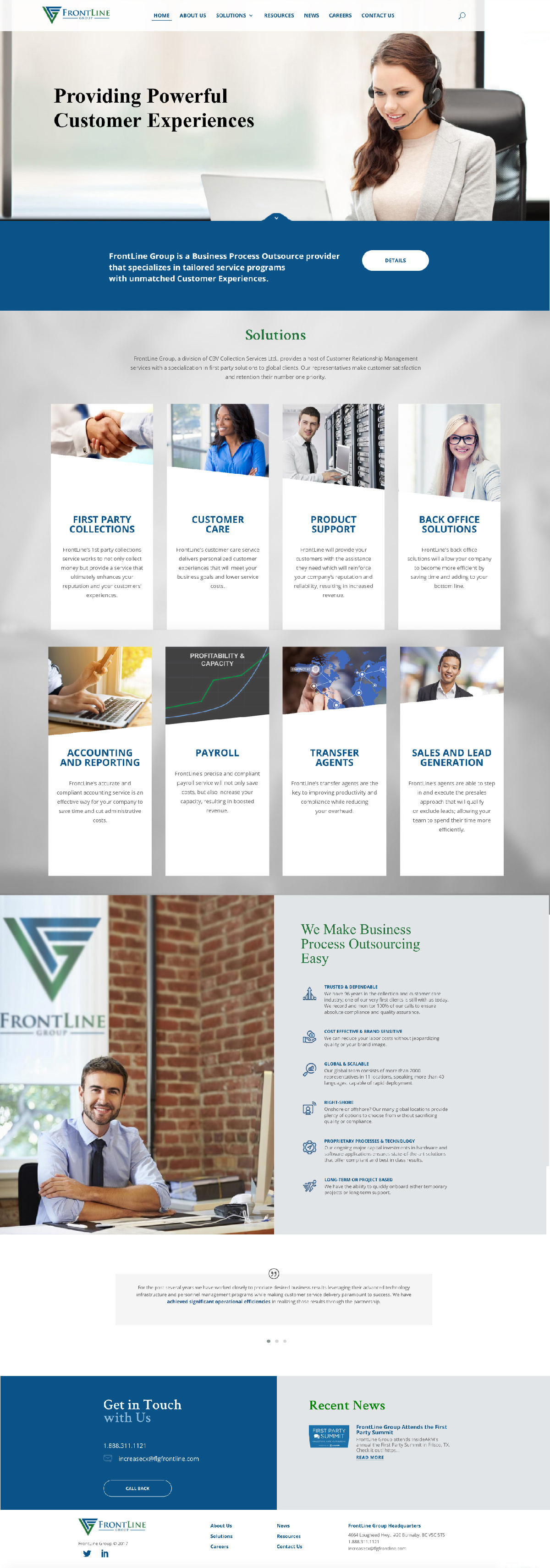 Frontline-Website-Development-After